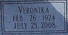 Veronika <i>Wieser</i> Jenkins