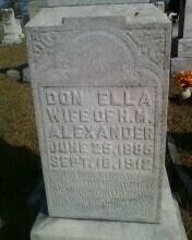 Don Ella Alexander