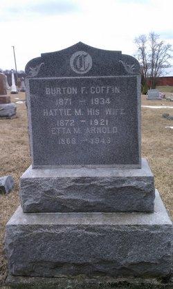 Etta M <i>Coffin</i> Arnold