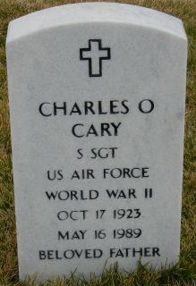 Charles O Cary
