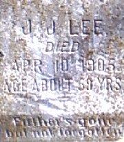 John Jesse Lee