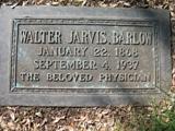 Walter Jarvis Barlow