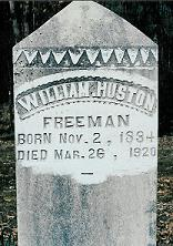 William Huston Freeman