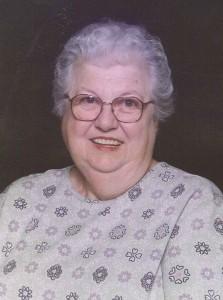 Thelma M. <i>Henderson</i> Allen