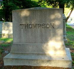 George Western Thompson, Jr