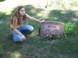 Anna May <i>Holly</i> Byers