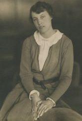 Auguste Amalie Julia Gussie <i>Zinsser</i> Adenauer