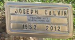 Joseph D. Calvin