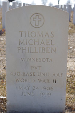 Thomas Michael Philliben