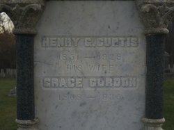 Grace <i>Gordon</i> Curtis