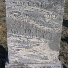 William A. Heacock