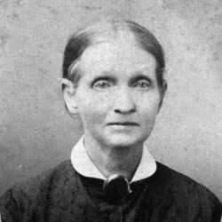 Martha Thomas <i>Woolsey</i> Allen