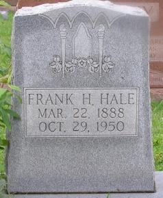 Frank Harrison Hale
