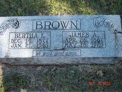 Bertha E <i>Smith</i> Brown