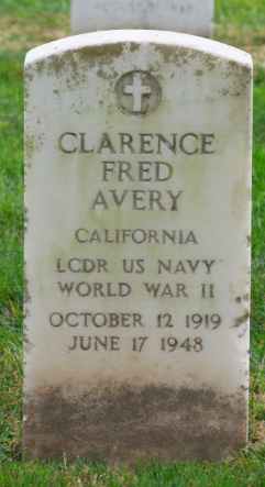 Clarence Fred Avery