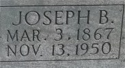 Joseph Bartley Anderson