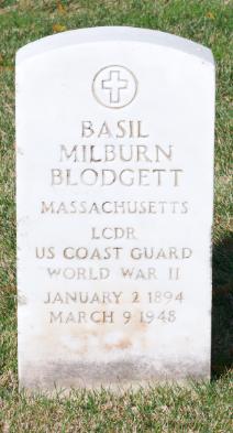 Basil Milburn Blodgett