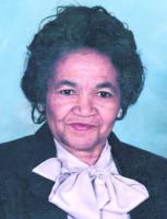 Geraldine Mildred <i>Newby</i> Patterson