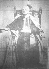 Rev Fr Jorge Alfonso Imperial Barlin