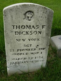 Thomas F. Dickson