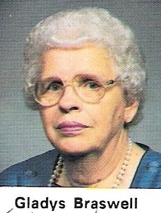 Gladys <i>Simpson</i> Braswell