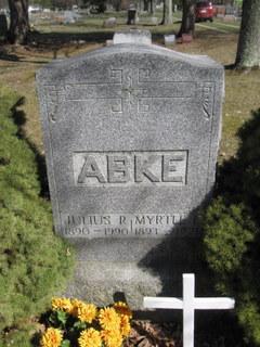 Julius R Abke
