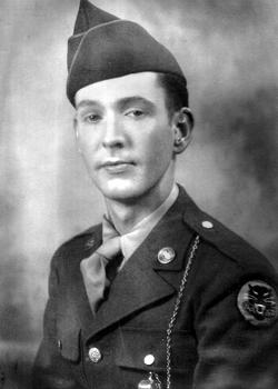Sgt Charles Kendrick Chuck Rathbun