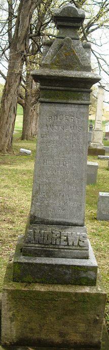 Huldah Eugenie <i>Webster</i> Andrews