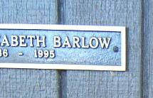 Jane Elizabeth Barlow