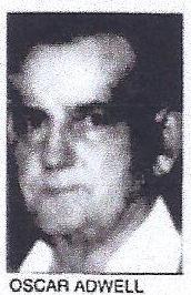 Oscar B Pete Adwell