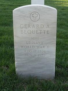 Gerard A Bequette