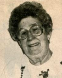 Gertrude Irene Toots <i>Blum</i> Albertson