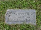 Saundra Jo Sandi <i>Sizemore</i> Allan
