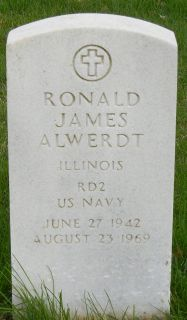 Ronald James Alwerdt