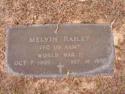Bruce Melvin Bailey