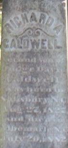 Richard A Caldwell