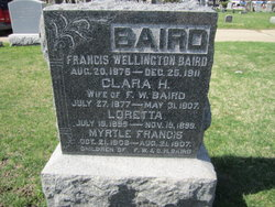 Myrtle Francis Baird