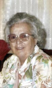 Mary H <i>Villareal</i> Gonzales