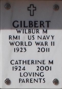 Catherine M Gilbert