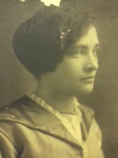 Agnas Wilhelmine Mimi <i>Nissen</i> Campbell