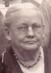 Sarah Rebecca <i>McCullough</i> Agnew
