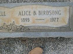 Alice B. Birdsong