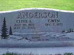 Gwen <i>Thomas</i> Anderson