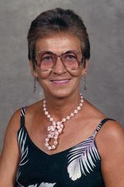 Linda Lou <i>Chapman</i> Caldwell