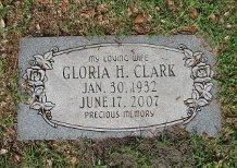 Gloria <i>Higginbotham</i> Clark