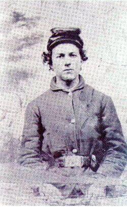 Pvt Charles Wesley Gould