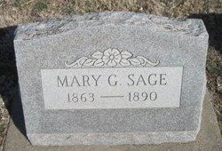 Mary Gertrude <i>Story</i> Sage