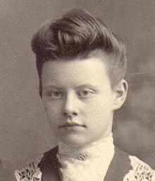 Mamie Willowfern <i>Blyler</i> Kaler