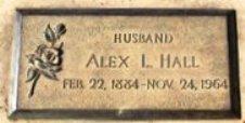 Alexander L Hall