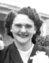 Nancy Mae <i>Anderson</i> Stout